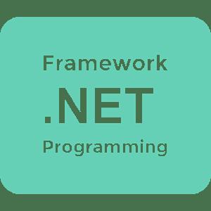 Логотип программы Microsoft .NET Framework