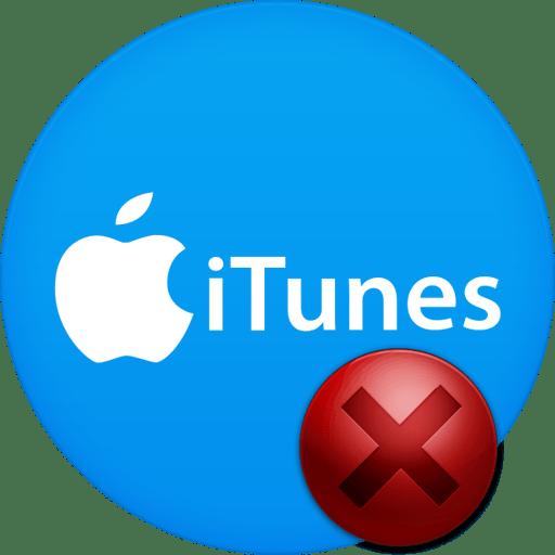 iTunes: ошибка 2005