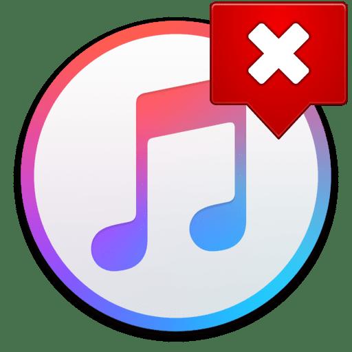 iTunes: произошла неизвестная ошибка 0xe8000065