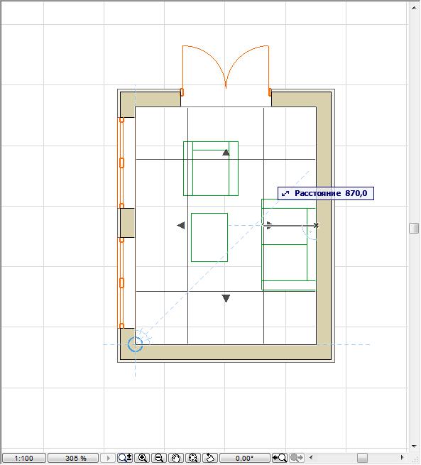 Как создать развертку в Archicad 2