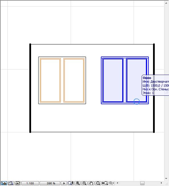 Как создать развертку в Archicad 5