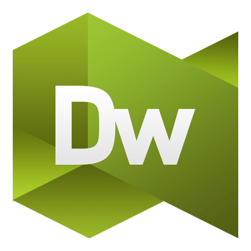 Логотип программы Dreamweaver