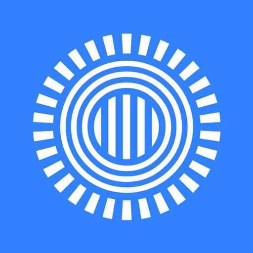Логотип программы Prezi