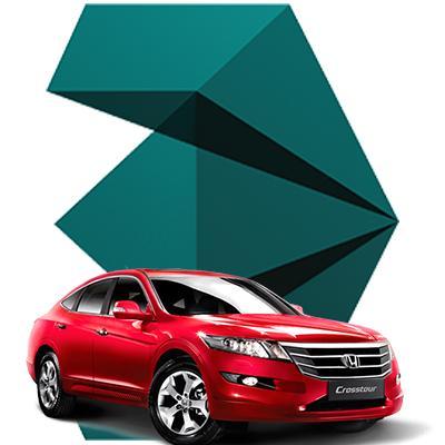 Моделирование автомобиля в3ds Max Logo