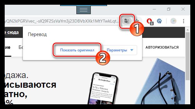 Отображение чудак ьного текста в Google Chrome