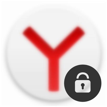 Пароль на Яндекс.Браузер