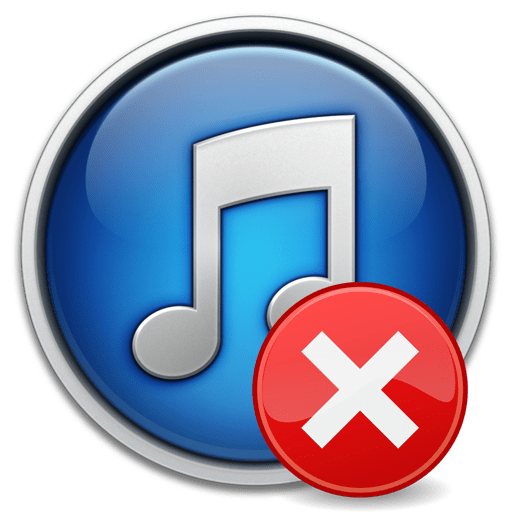 iTunes: ошибка 4014