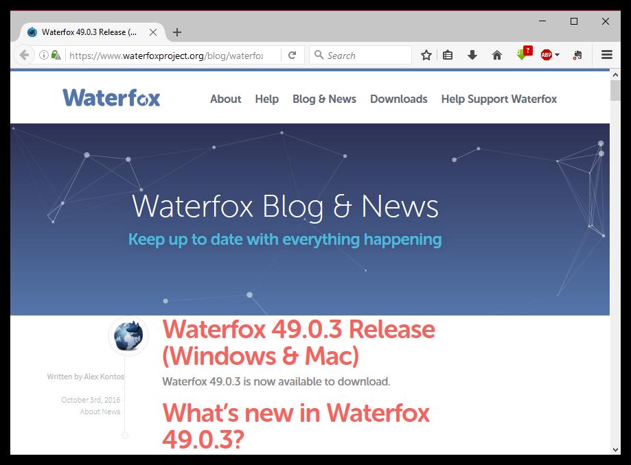 Браузеры на основе движка Firefox (Gecko)