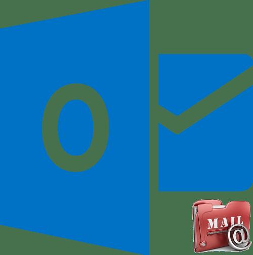 Добавление почтового ящика в Microsoft Outlook