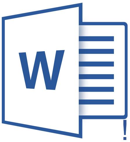 Документ Word не редактируется