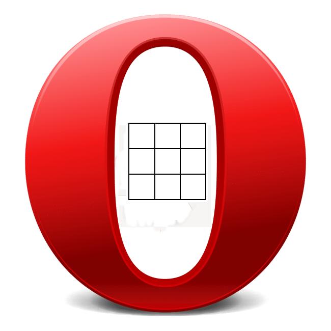 Экспресс-панель Opera