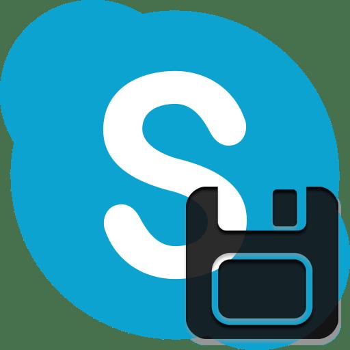 Файлы в Skype