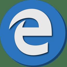 Иконка Microsoft Edge