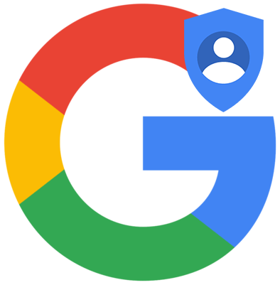 Как создать аккаунт в Google лого