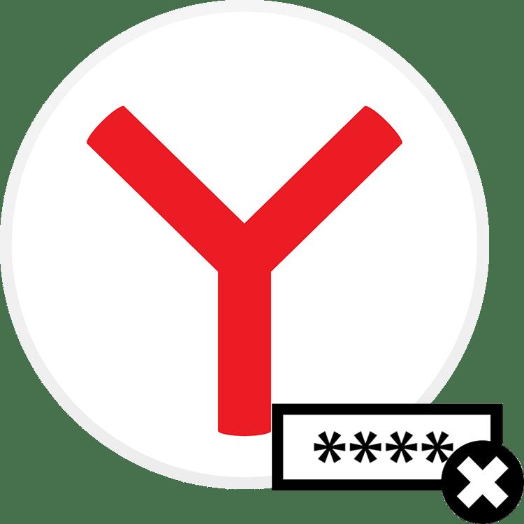 Как удалить сохраненный пароль в Яндекс.Браузере