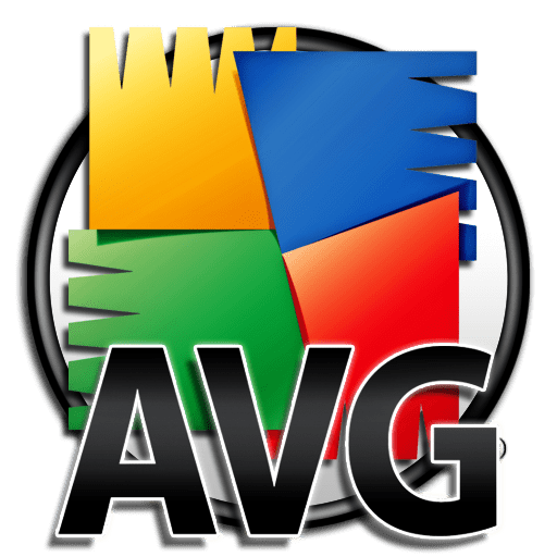Логотип программы AVG