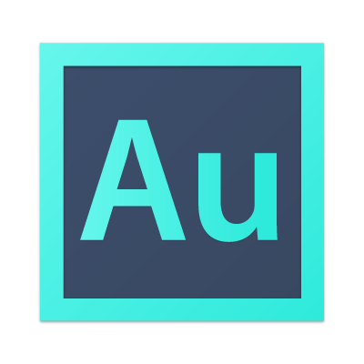 Логотип программы Adobe Audition