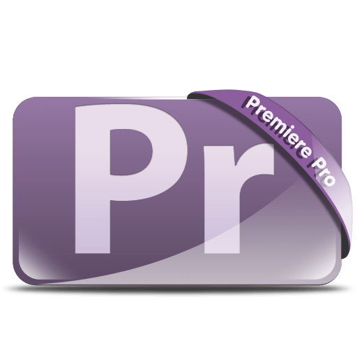 Логотип программы Adobe Premier Pro