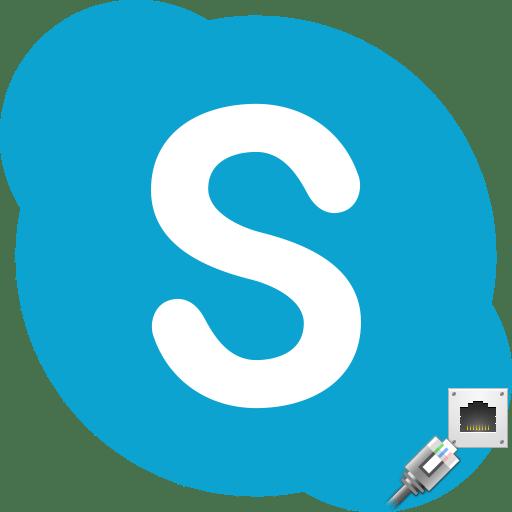 Порты в Skype