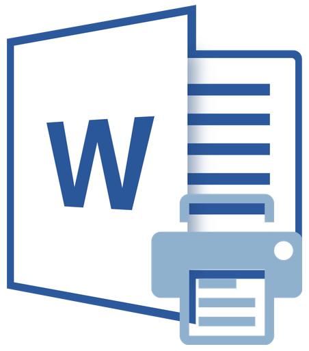 Принтер не печатает документы Word