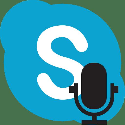 Устройство записи звука в Skype