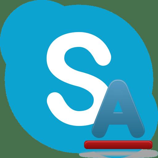 Форматирование в Skype