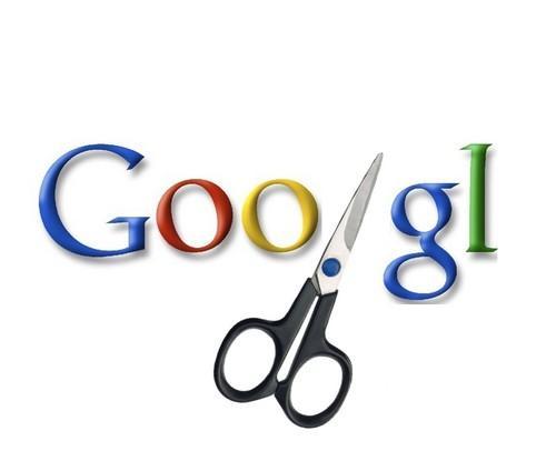 Как сокращать ссылки с помощью Google лого