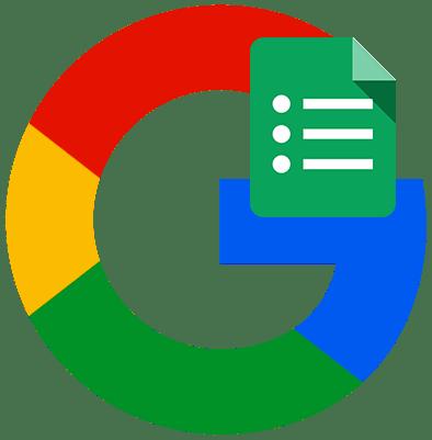 Как создать форму Google лого