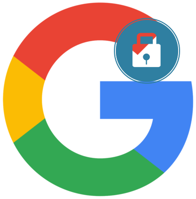 Как восстановить пароль в своем аккаунте Google лого