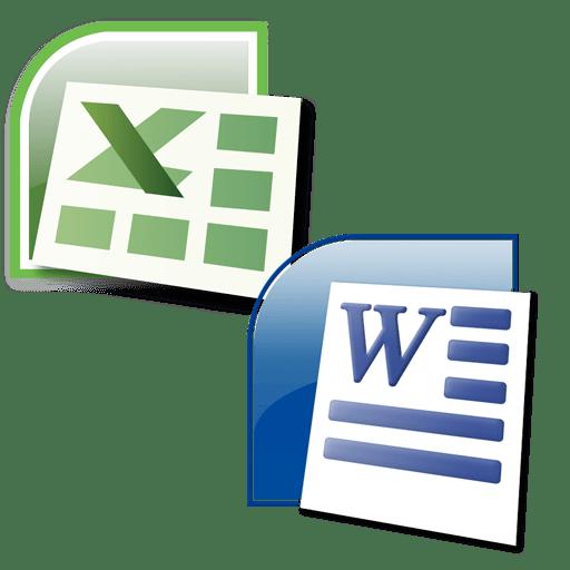 Конвертация Microsoft Excel в Word