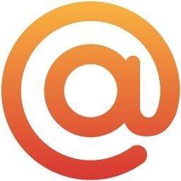 Логотип программы Агент Mail.ru