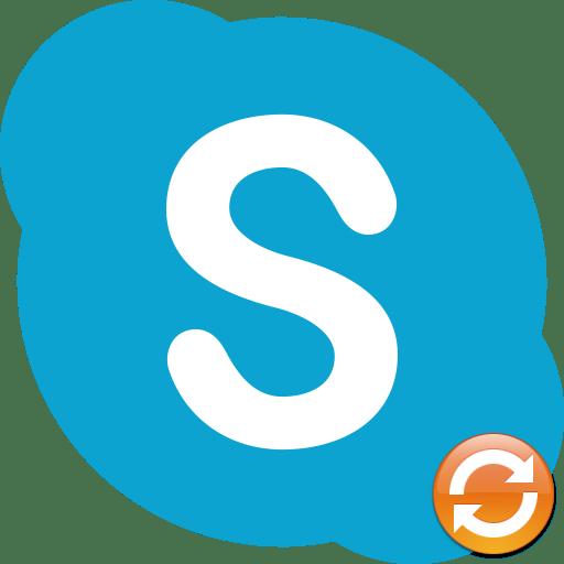 Перезагрузка Skype