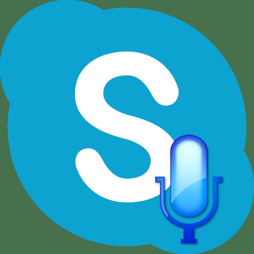 Подключение микрофона в Skype