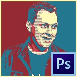 как сделать плакат в фотошопе