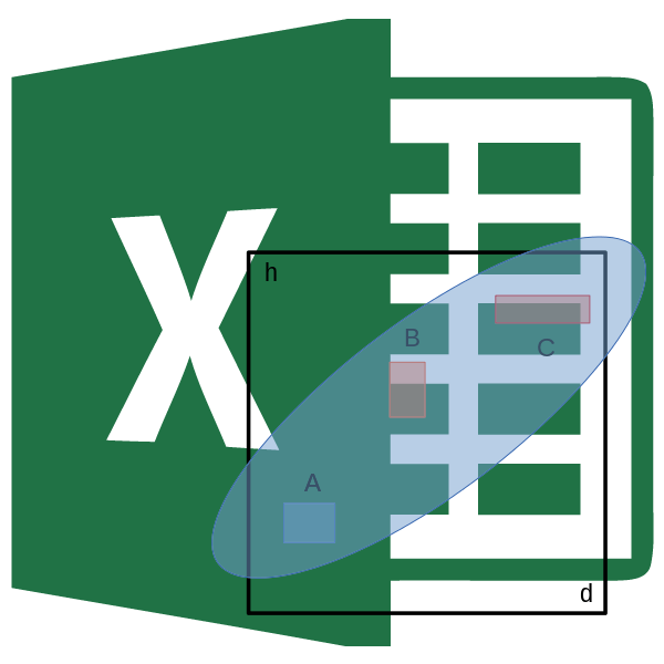 Корреляция в Microsoft Excel