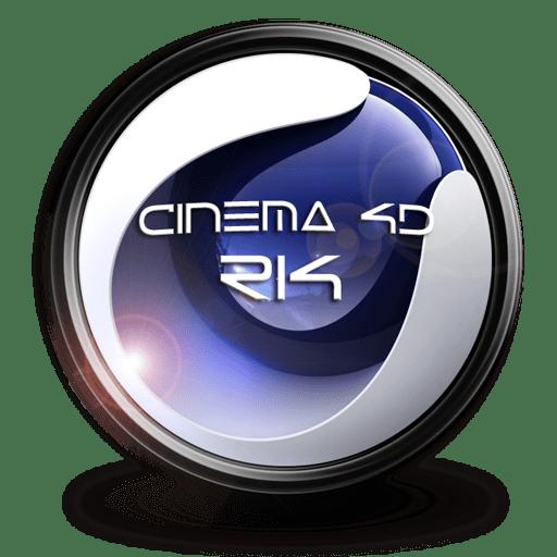 Логотип программы Cinema 4D