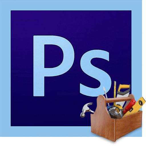 Описание инструментов Фотошопа