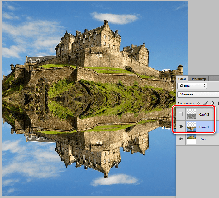 Переход на документ с замком