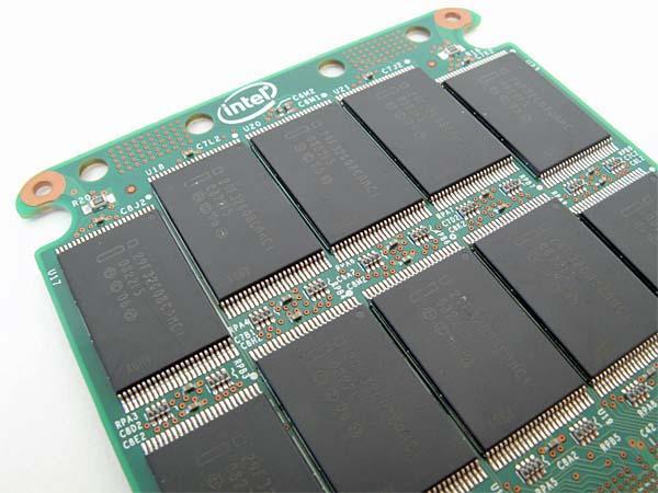 Сравнение типов флеш-памяти NAND