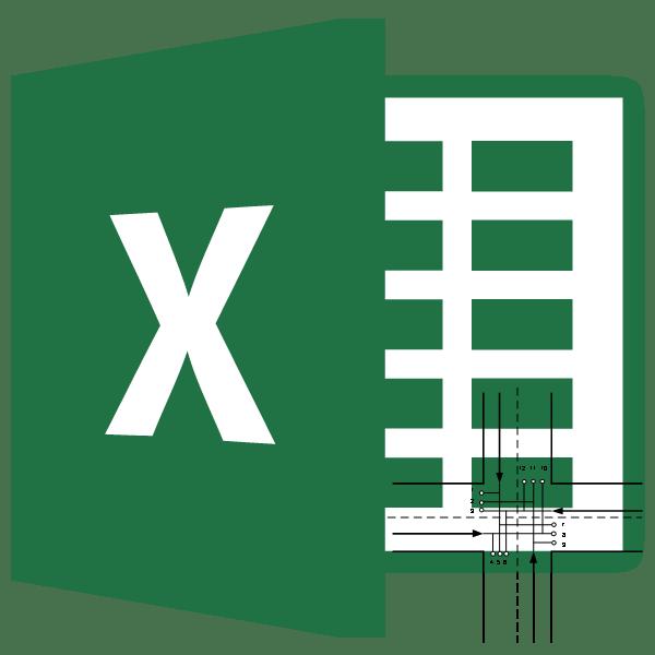 Транспортная задача в <u>задач</u> Microsoft Excel
