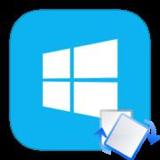 Как перевернуть экран на ноутбуке Windows 8