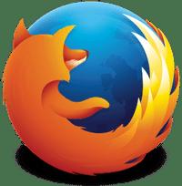 Логотип браузера Mozilla Firefox