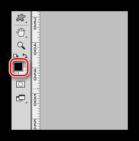 Настройка цвета кисти в Фотошопе
