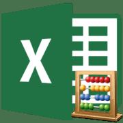 Подсчет символов в ячейках в Microsoft Excel