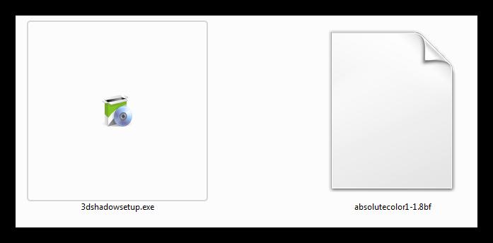 Виды файлов плагинов в Фотошопе