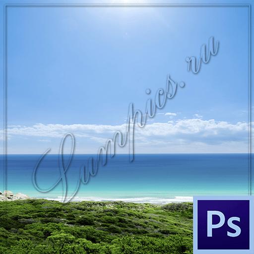 Как подписать фото в Фотошопе