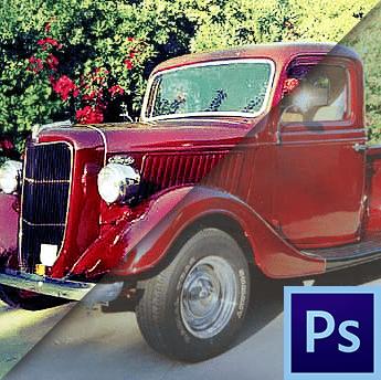 Как сделать фото ярче в фотошопе