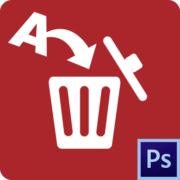 Как удалить шрифты из фотошопа