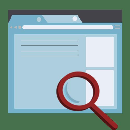 Как искать слово на странице в браузере