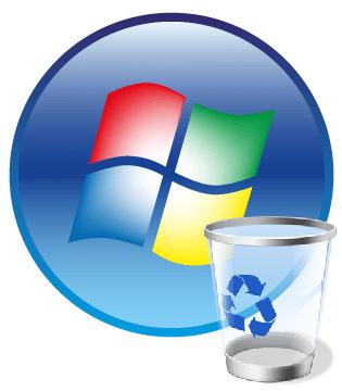 Как отобразить корзину на рабочем столе в Windows 7